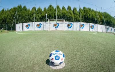 Il centro sport a Varese Island Fun Village è un vero paradiso degli sportivi