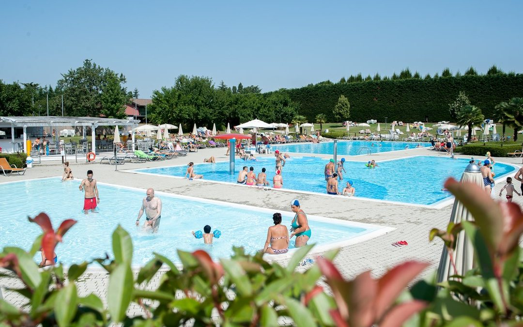 piscine estive