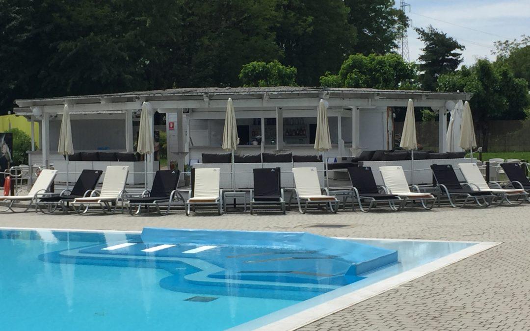 Chiusura piscine dal 7 settembre