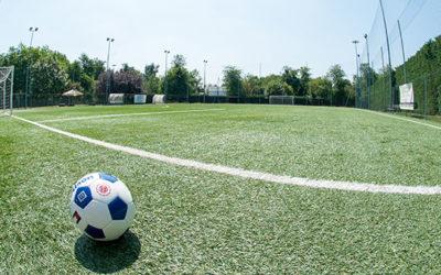 Amanti del pallone, venite a provare il campo di calcio a 7 dell'Island Fun Village!