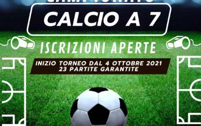CAMPIONATO DI CALCIO A 7 STAGIONE 2021/2022
